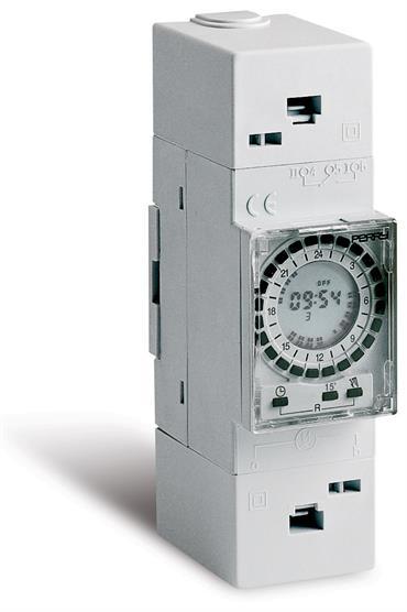 Schema Collegamento Orologio Vemer : 1io 0022 d15 perry electric