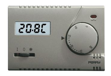 1ti te312 mc perry electric for Cronotermostato perry istruzioni